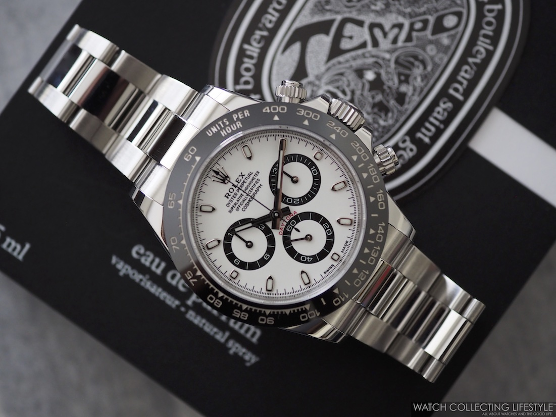 RolexCosmographDaytonaref116500