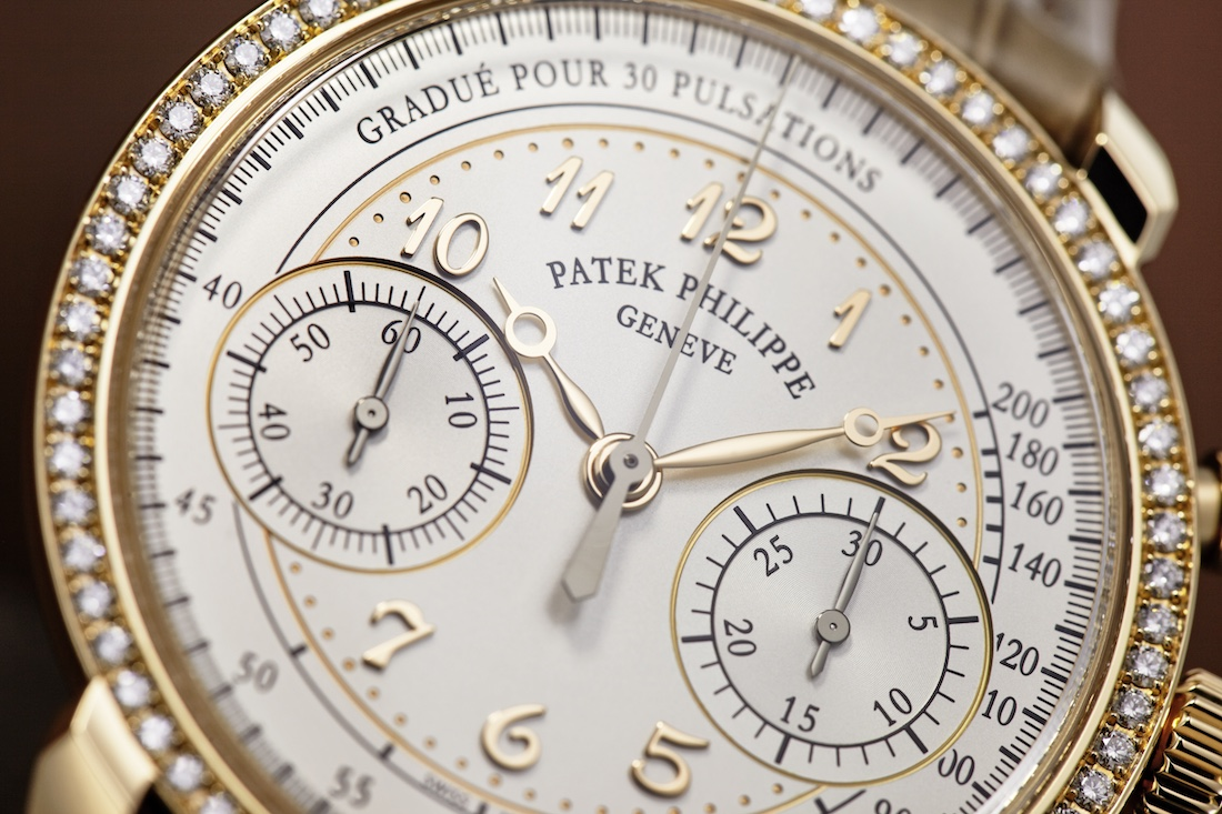 Patek Philippe Manual Wound Ladies' Chronograph ref. 7150/250R
