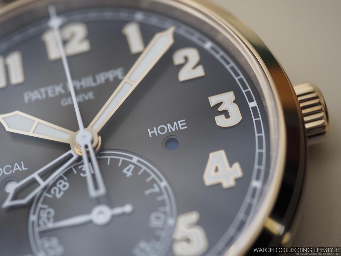 Patek Philippe Calatrava Pilot Travel Time ref. 5524R