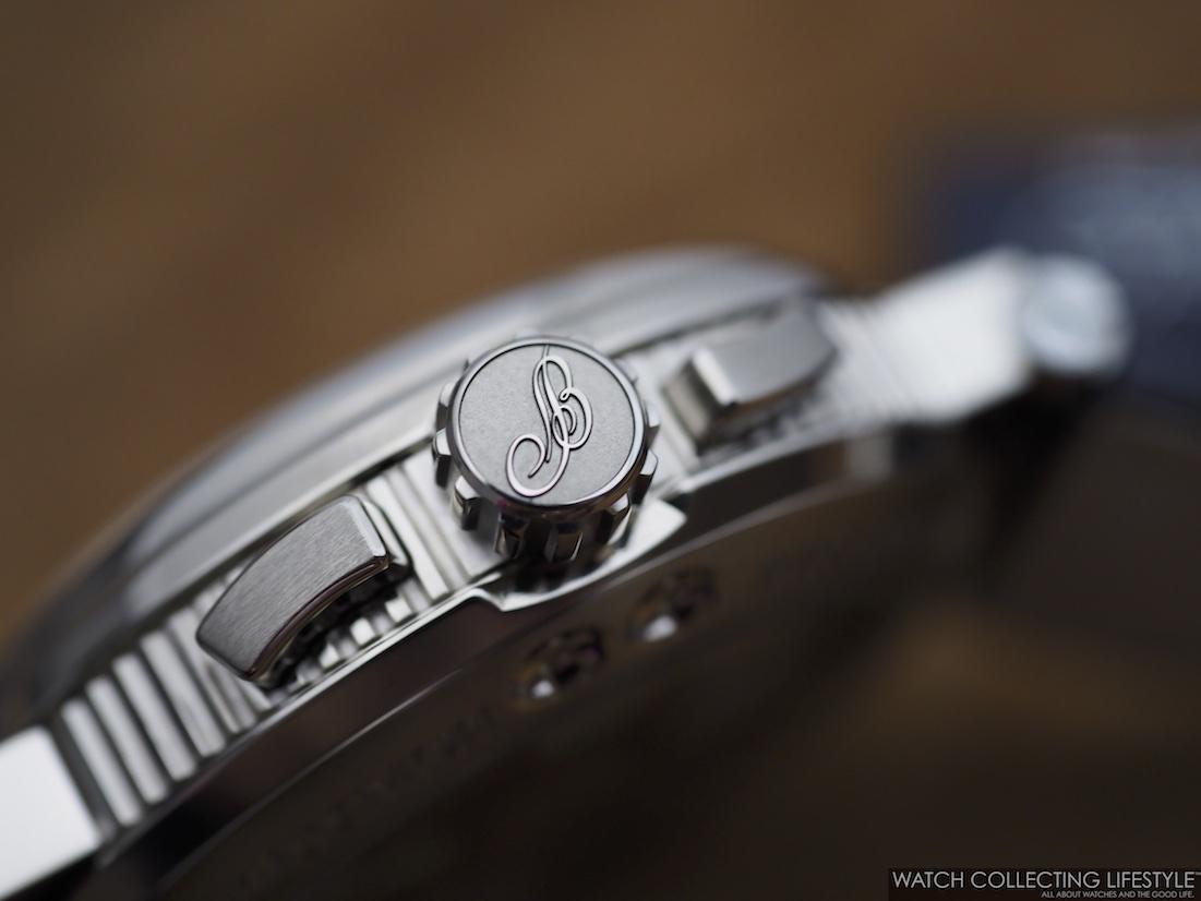 Breguet Marine Chronograph ref. 5527