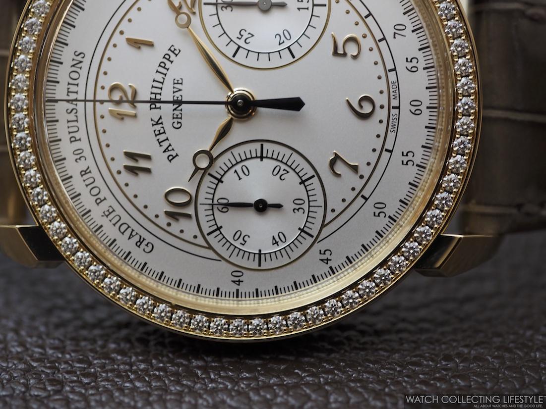 Patek Philippe Manual Wound Ladies' Chronograph ref. 7150/250R Macro WCL