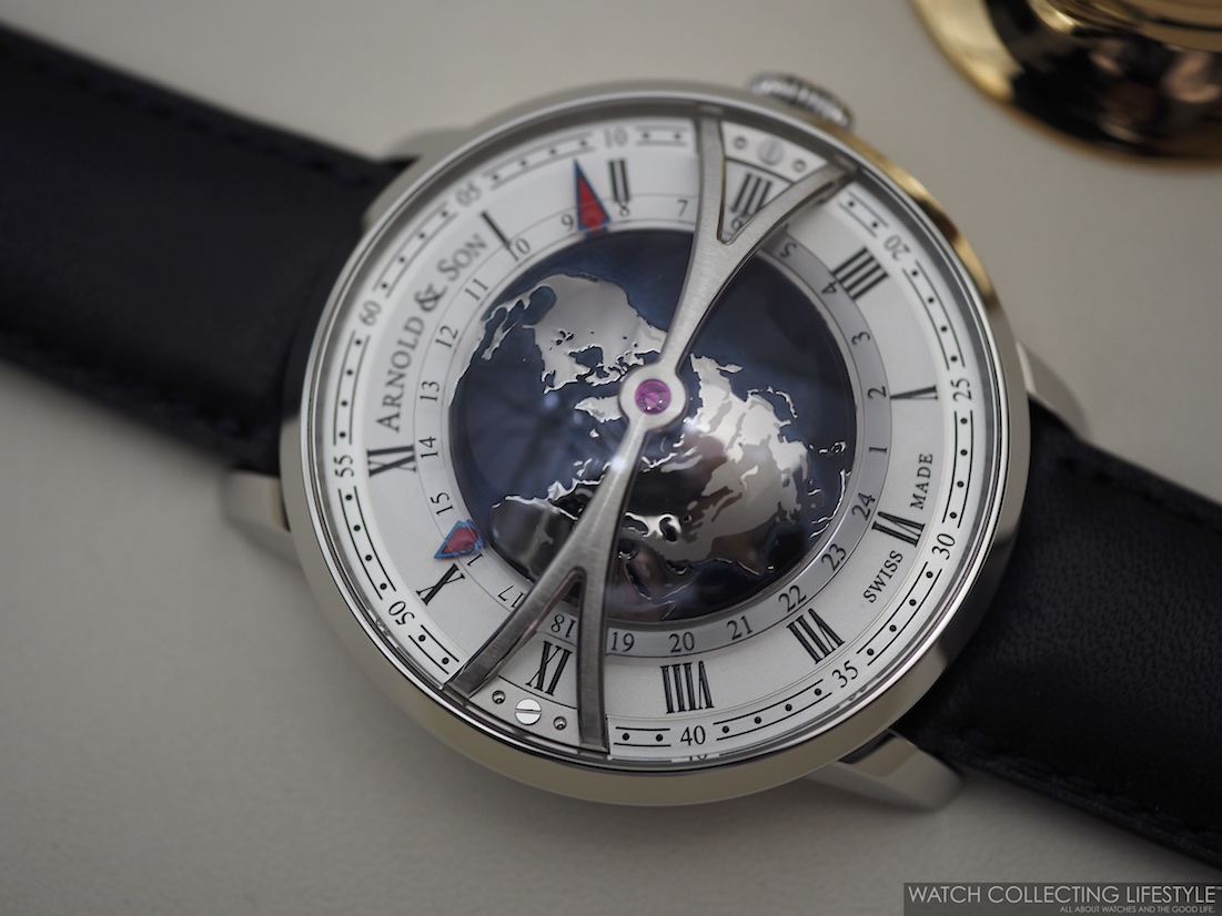 Arnold & Son Globetrotter WCL