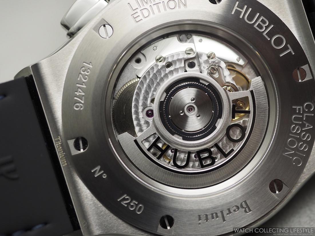Hublot Calibre HUB 1143