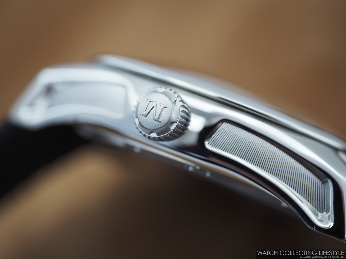 H. Moser & Cie. Pioneer Center Seconds Cosmic Green WCL 5