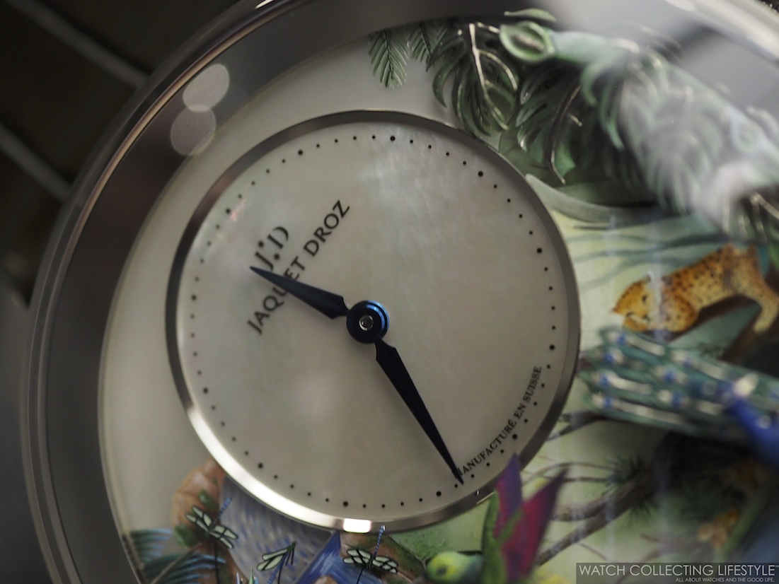 Jaquet Droz Tropical Bird Repeater WCL6