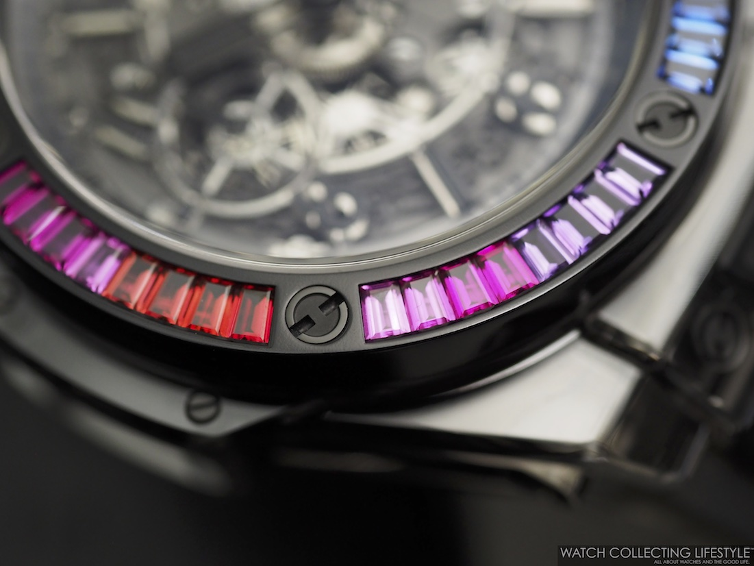 Hublot Big Bang Unico Sapphire Rainbow WCL3