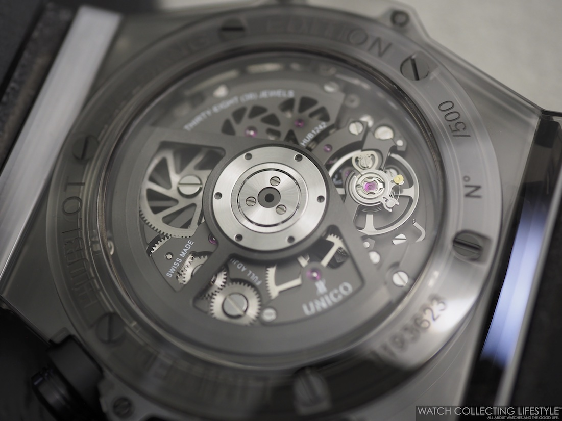 Hublot HUB1242 Movement