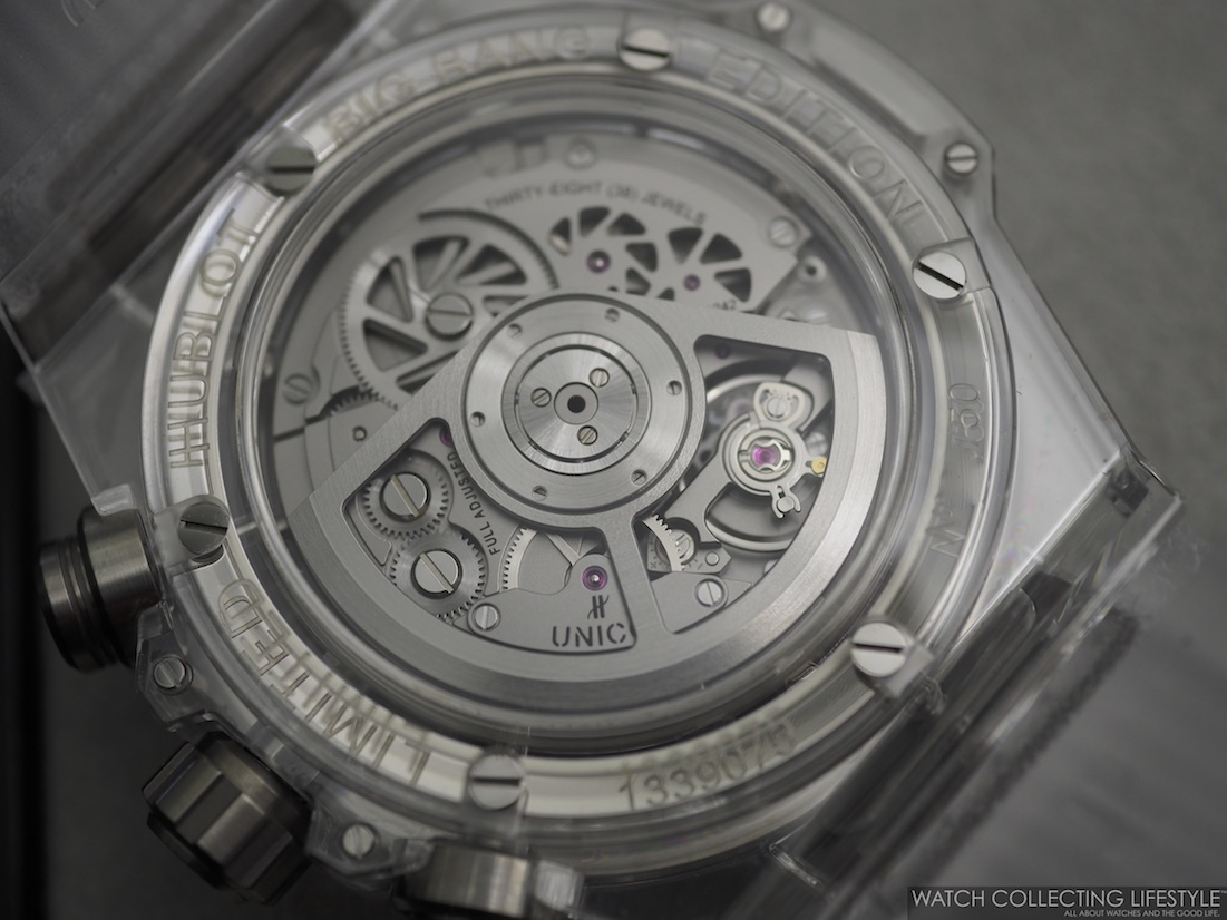 Hublot HUB1242 Automatic Movement
