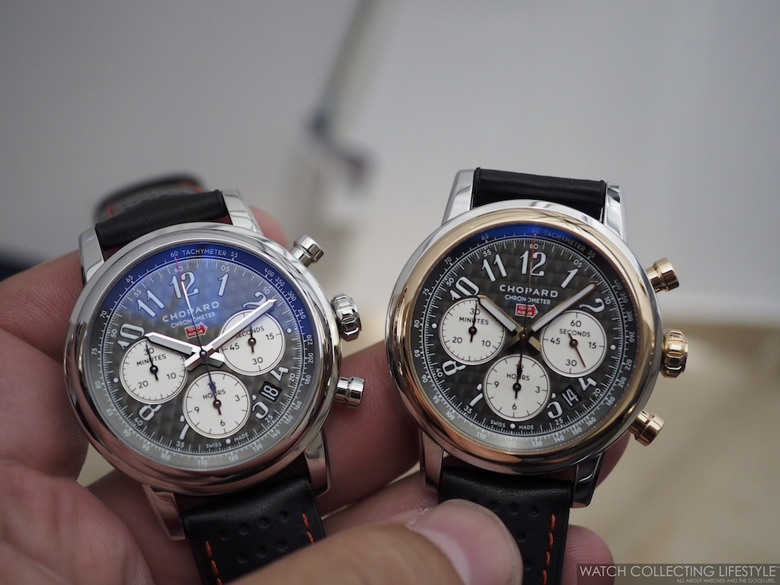 Chopard Mille Miglia Race Edition WCL