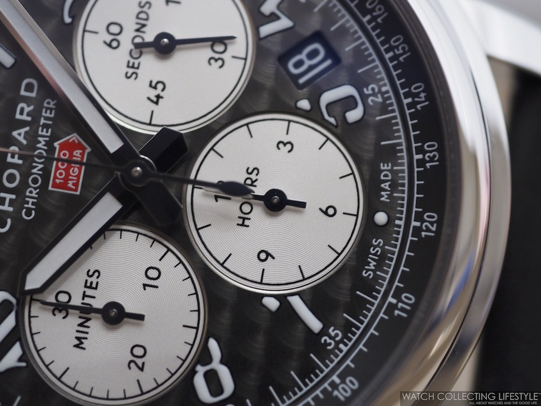Chopard Mille Miglia Race Edition WCL6