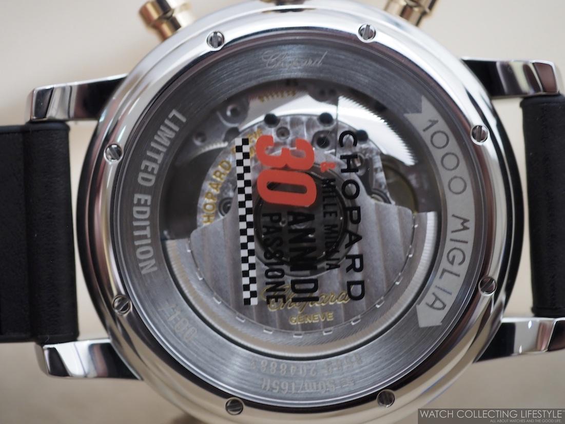 Chopard Mille Miglia Race Edition Movement