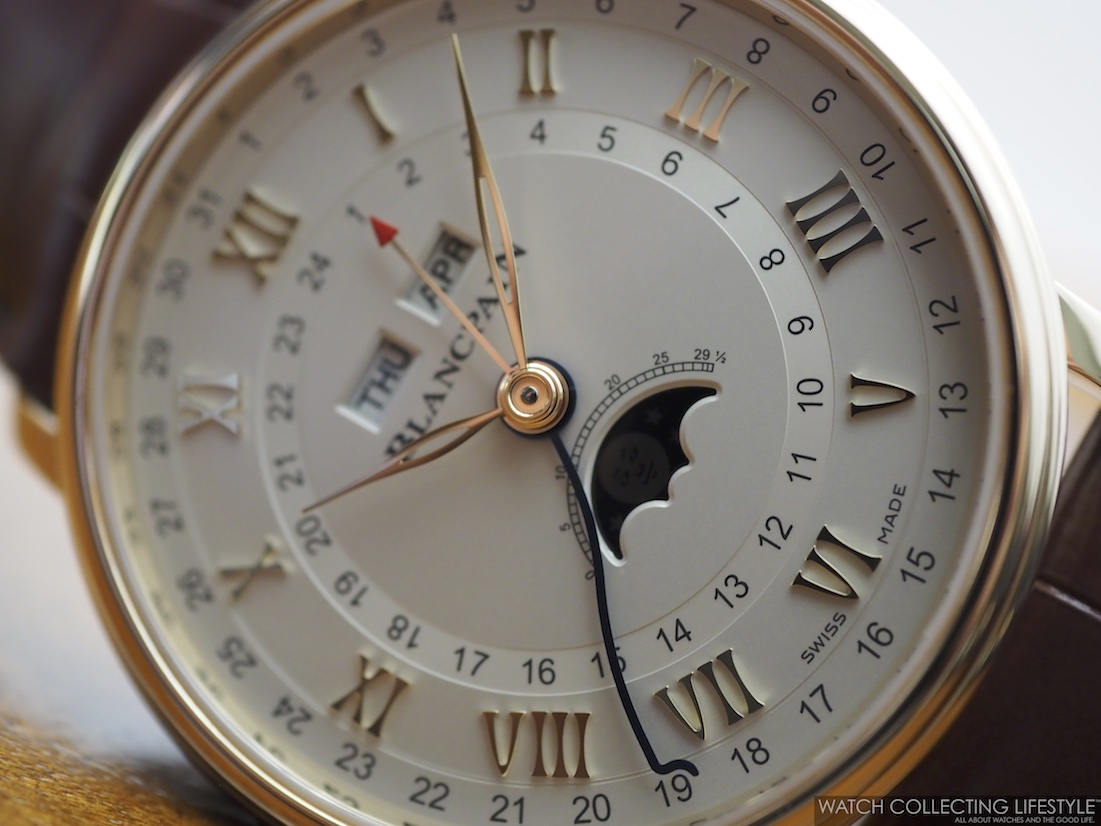Blancpain Villeret Complete Calendar GMT WCL