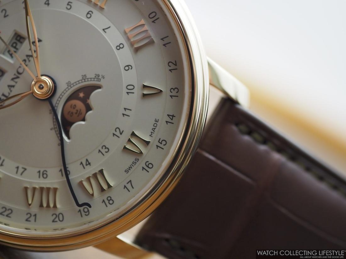 Blancpain Villeret Complete Calendar GMT WCL3