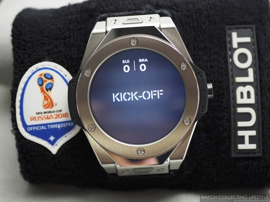 Hublot Referee FIFA 2018