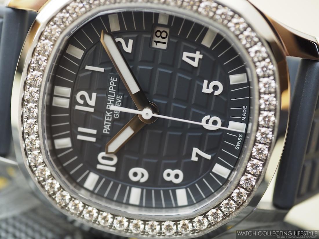 Patek Philippe Ladies Aquanaut Luce ref. 5067A