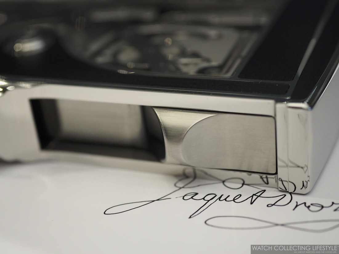 Jaquet Droz The Signing Machine WCL