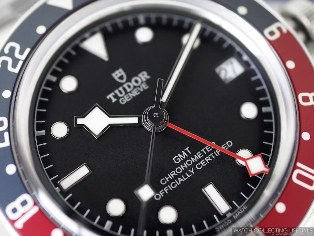 Tudor Black Bay GMT ref. M79830RB WCL
