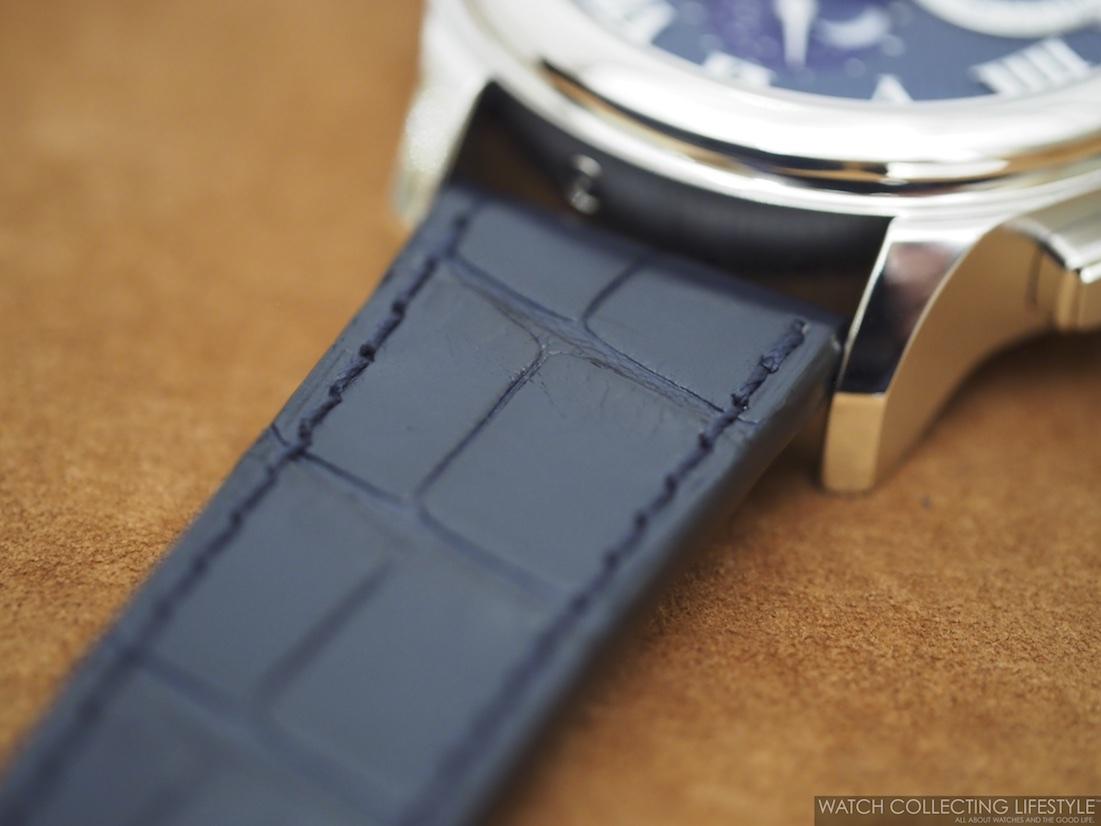 Chopard L.U.C Perpetual Chronograph Platinum Strap