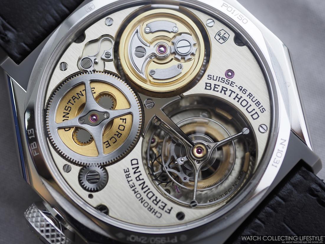 Ferdinand Berthoud Chronomètre FB1.2