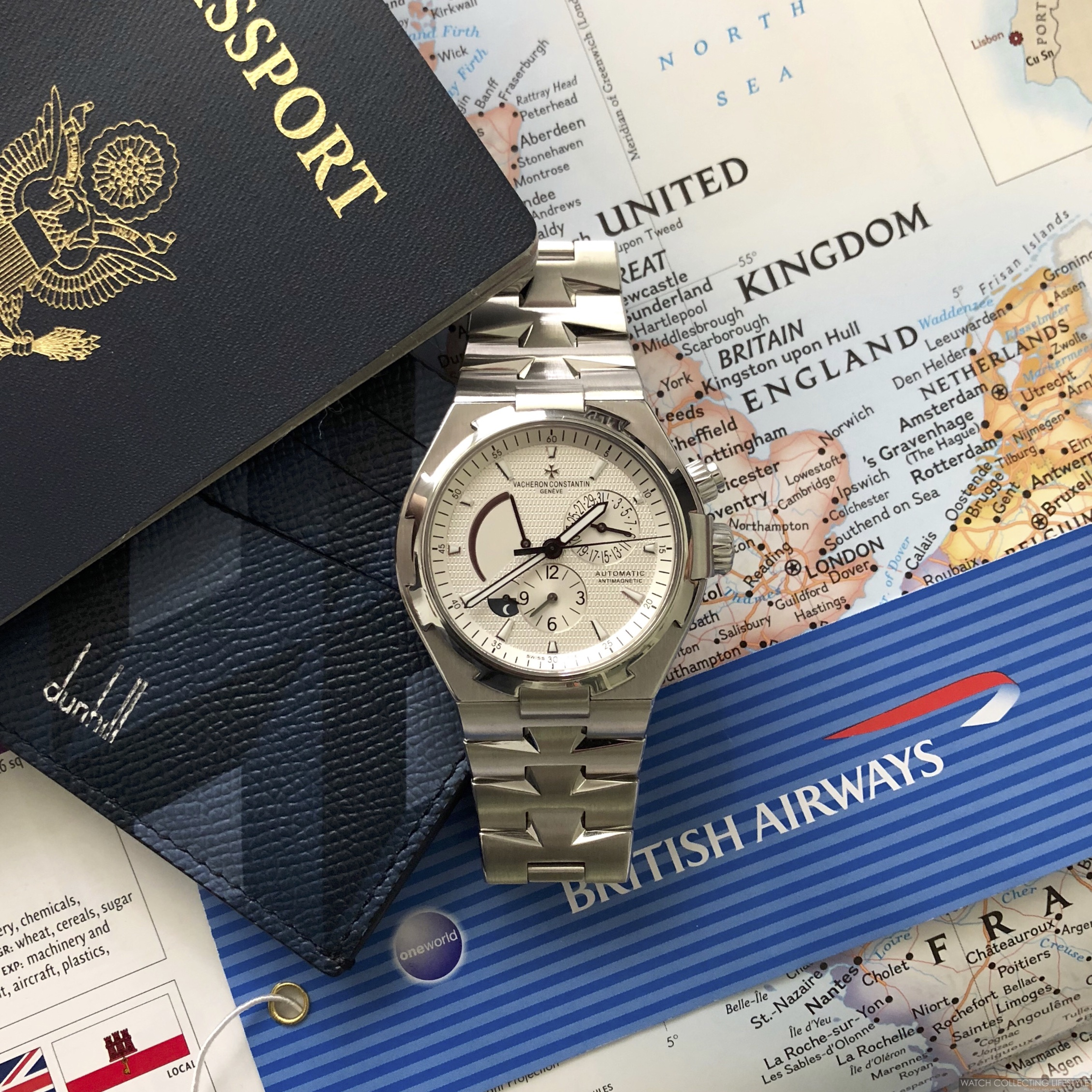 Maitre D Oeuvre Cholet experience: vacheron constantin launch of the fiftysix