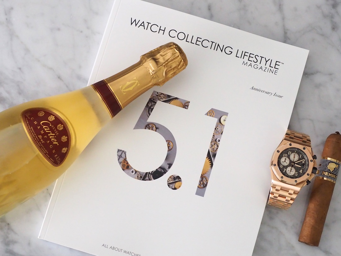 Watch Collecting Lifestyle 5.1 Anniversary Issue 2018