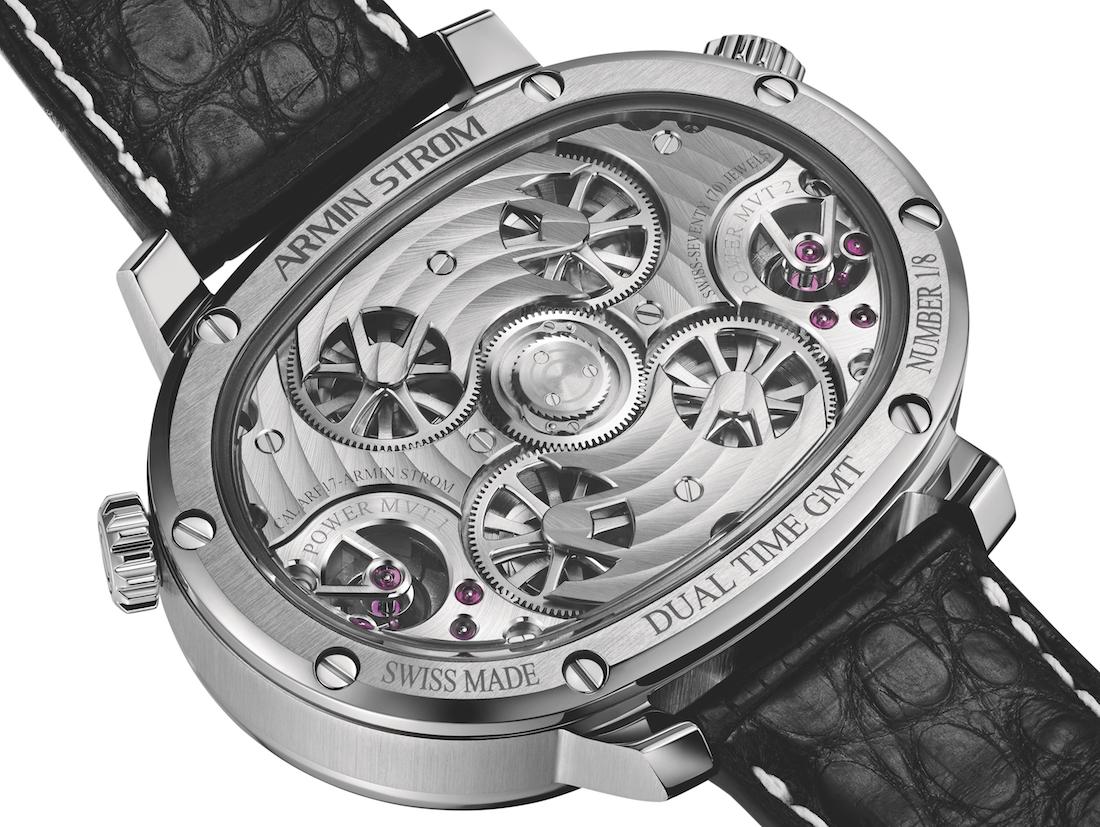 Armin Strom Dual Time Resonance WCL3
