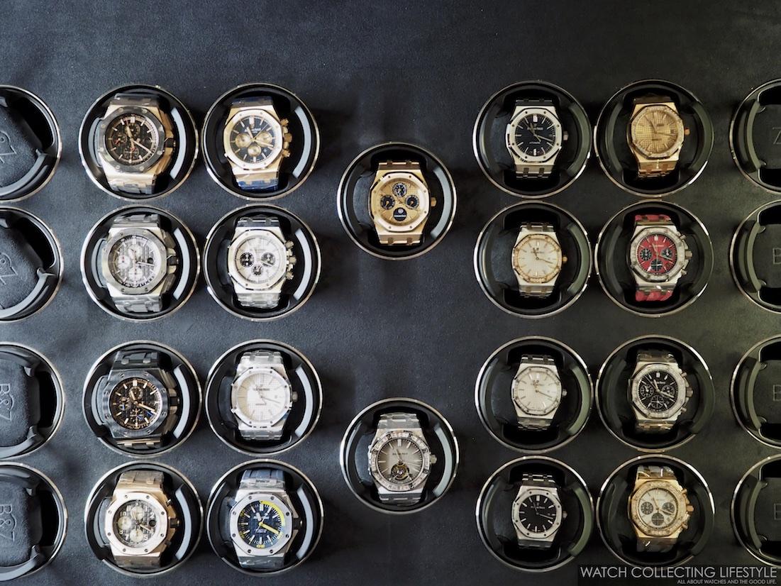 Buben & Zorweg Macassar Ebony Cabinet Winder Safe with Ballistic Mirror