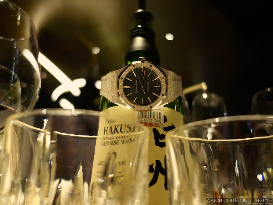 Audemars Piguet Private Dinner with Watch Collecting Lifestyle Hakushu 12