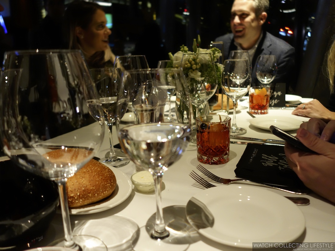 Audemars Piguet Private Dinner with Watch Collecting Lifestyle