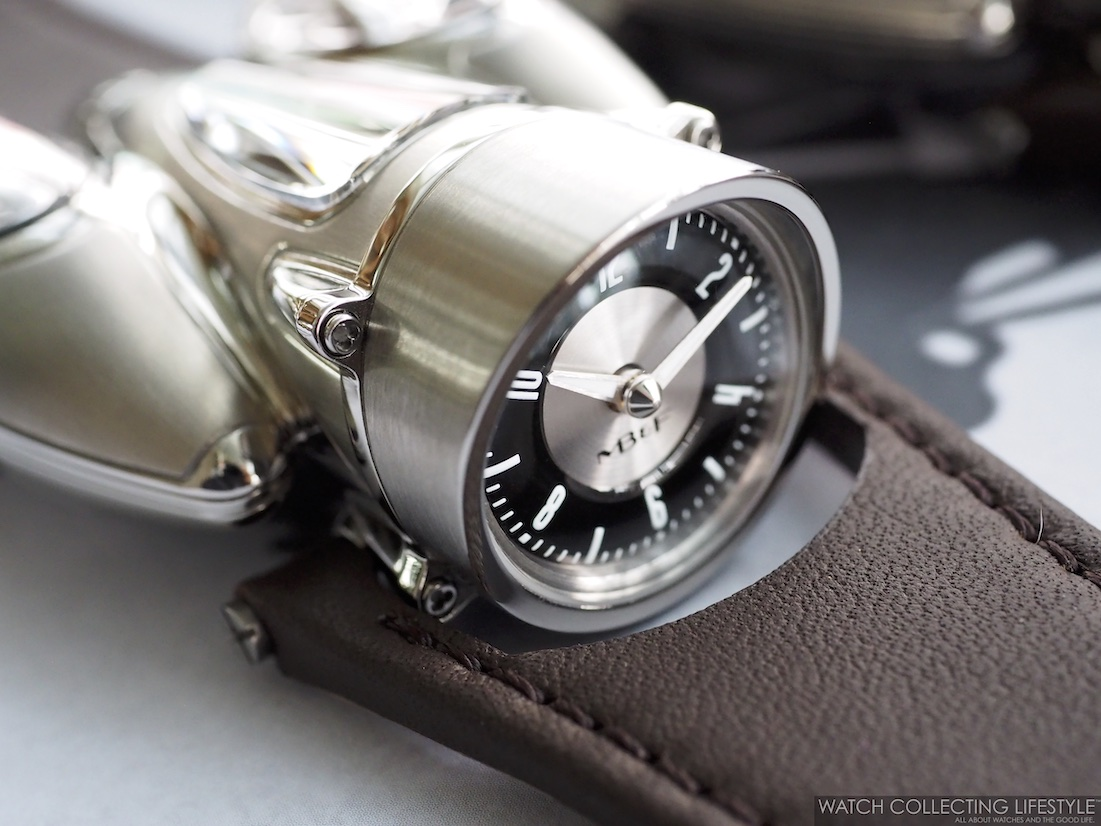MB&F Horological Machine No. 9 'Flow' Road Edition
