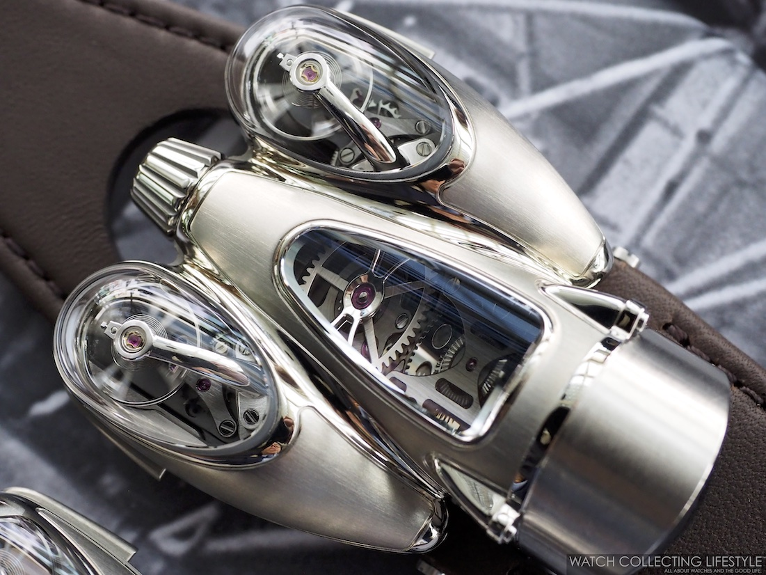 MB&F Horological Machine No. 9 'Flow'