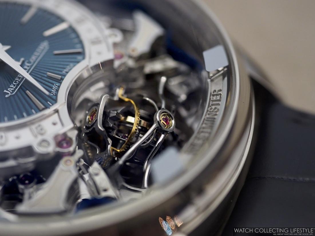 Jaeger-LeCoultre Master Grande Tradition Gyrotourbillon Westminster Perpetual Calendar