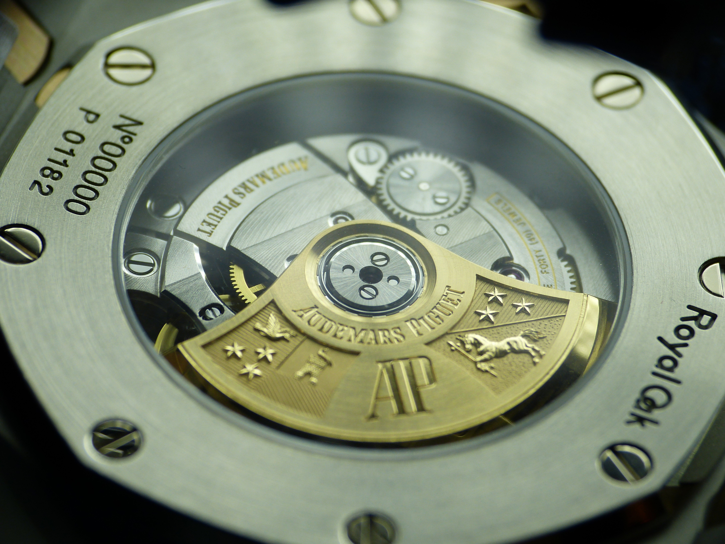 Audemars Piguet In-House Automatic Calibre 3120