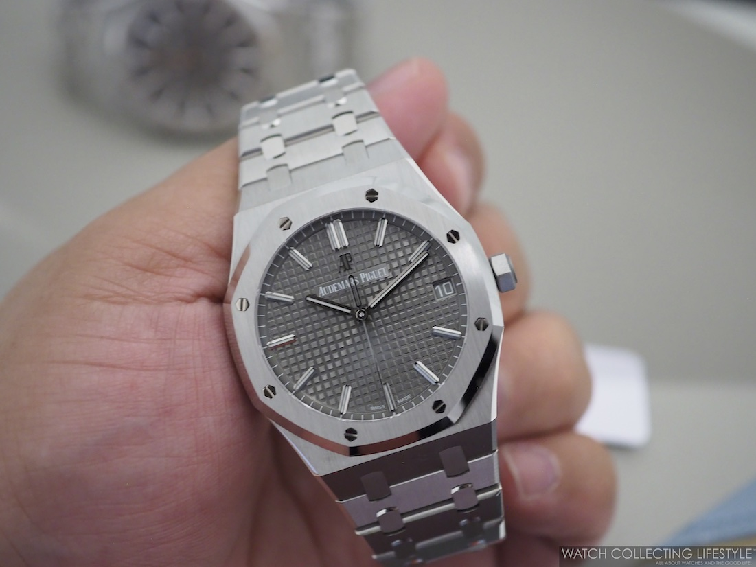 Audemars Piguet Royal Oak ref. 15500ST