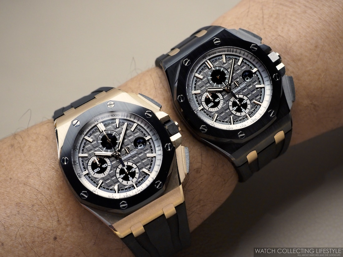 Audemars Piguet Royal Oak Offshore Chronograph 44 'Pride of Germany' Limited Edition
