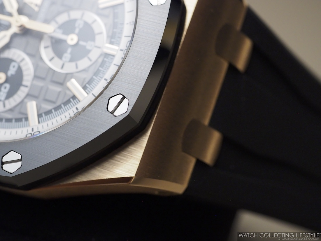 Audemars Piguet Royal Oak Offshore Chronograph 44 'Pride of Germany' Limited Edition ref. 26416RO