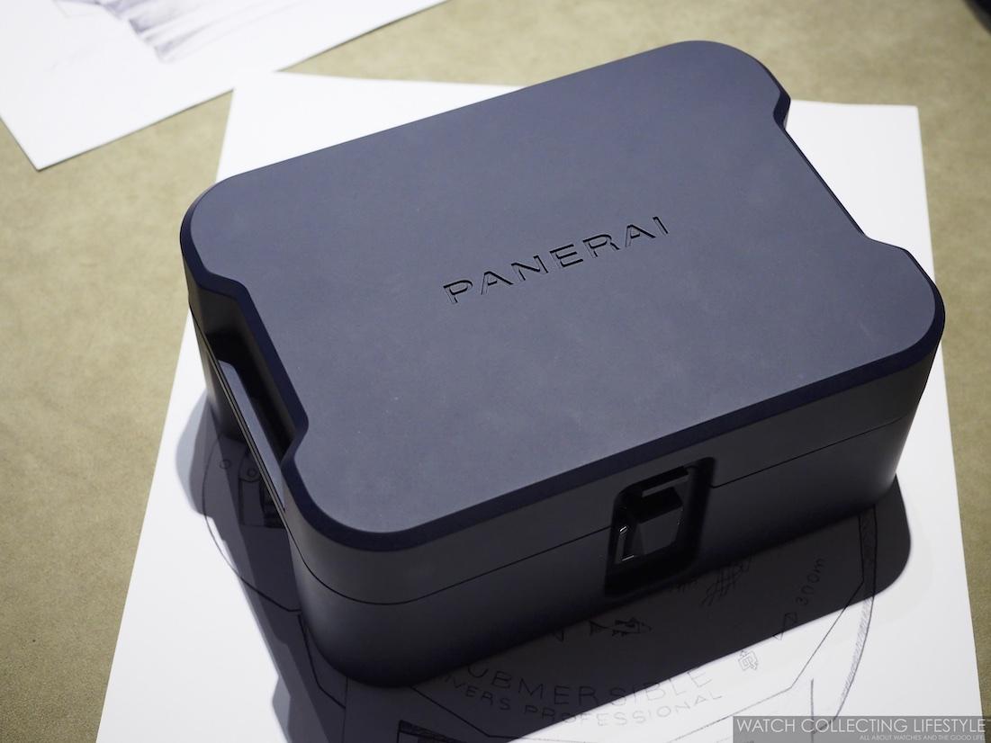 Panerai Submersible Box 2019