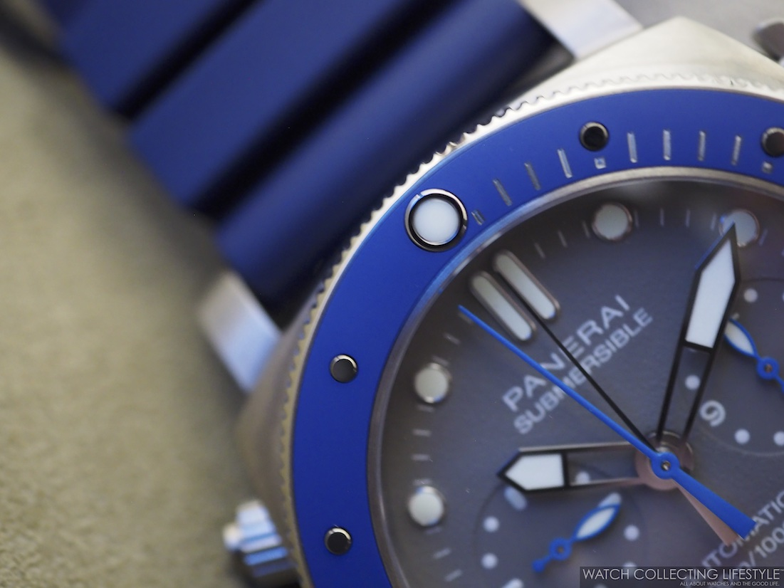 Panerai Submersible Chrono Guillaume Nery Edition 47 mm WCL2