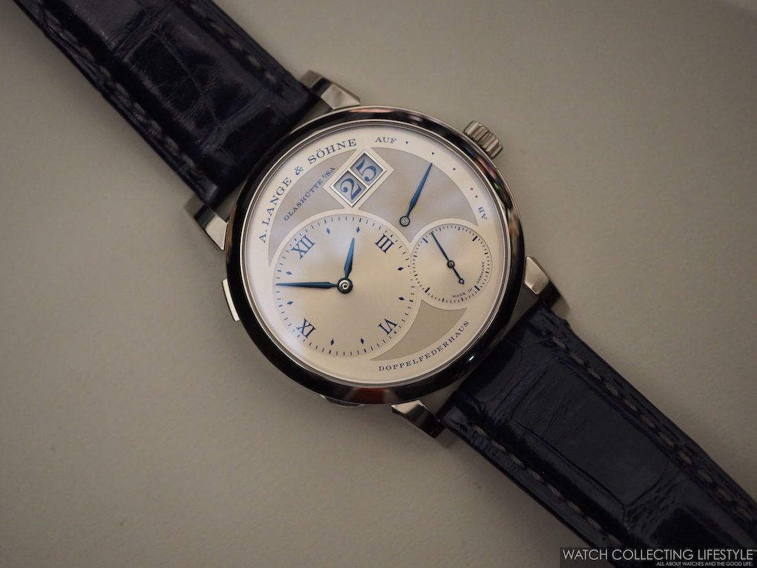 """A. Lange & Söhne Lange 1 """"25th Anniversary"""" WCL2"""