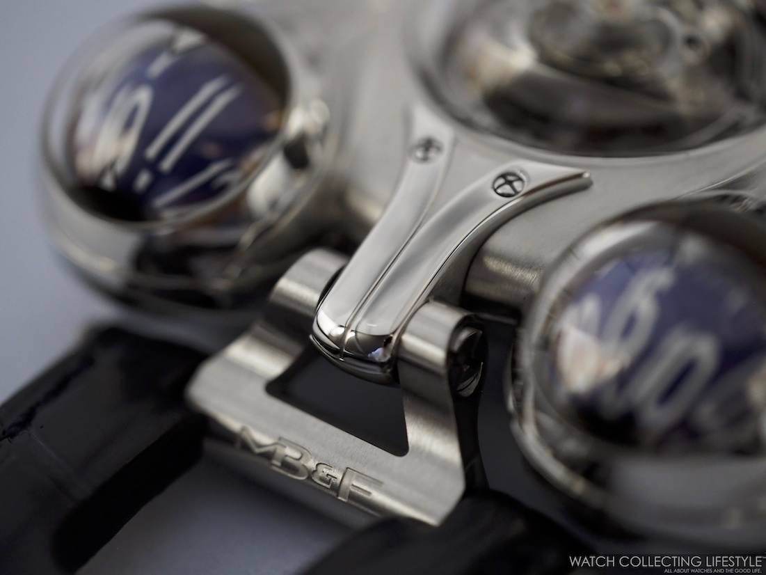 MB&F Horological Machine No. 6 Space Pirate Final Edition