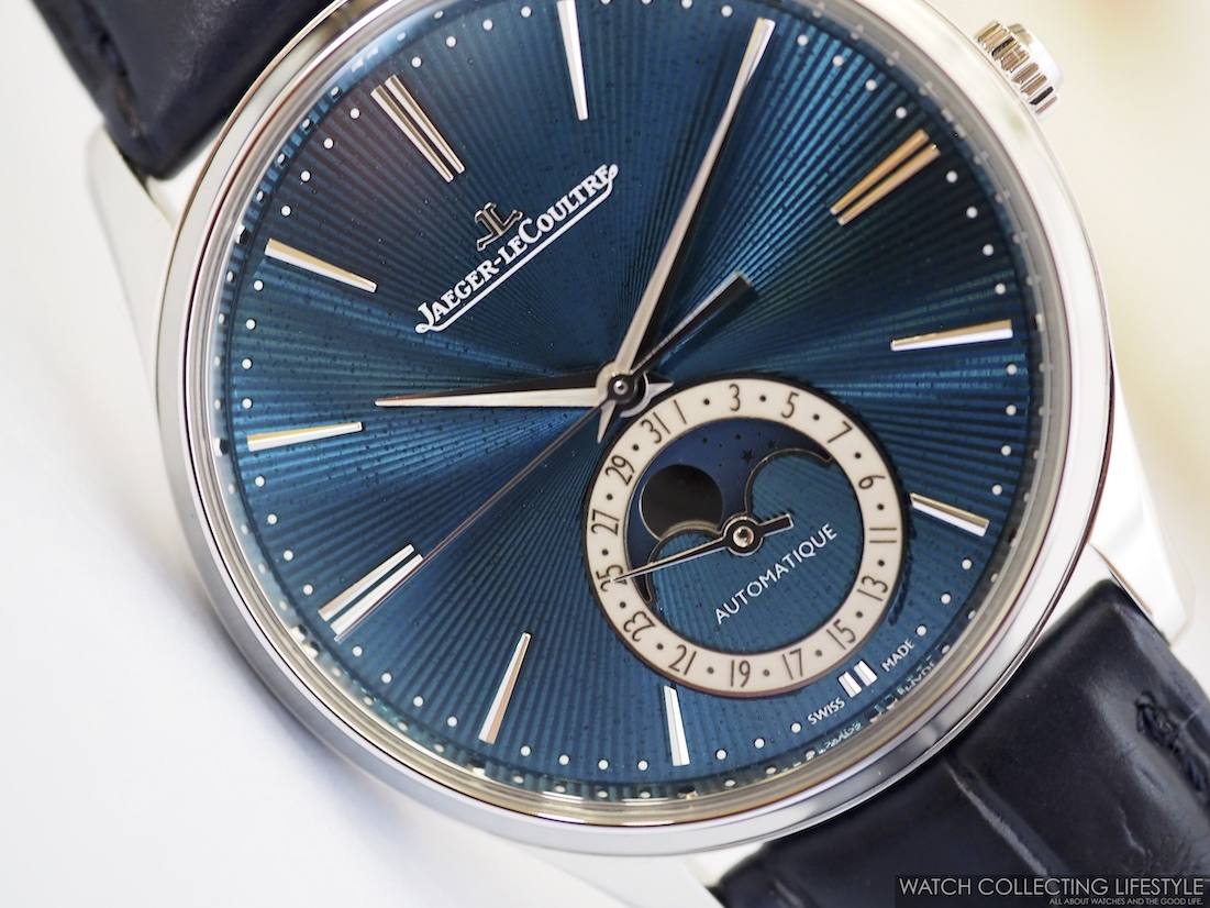 Jaeger-LeCoultre Master Ultra Thin Moon Enamel WCL