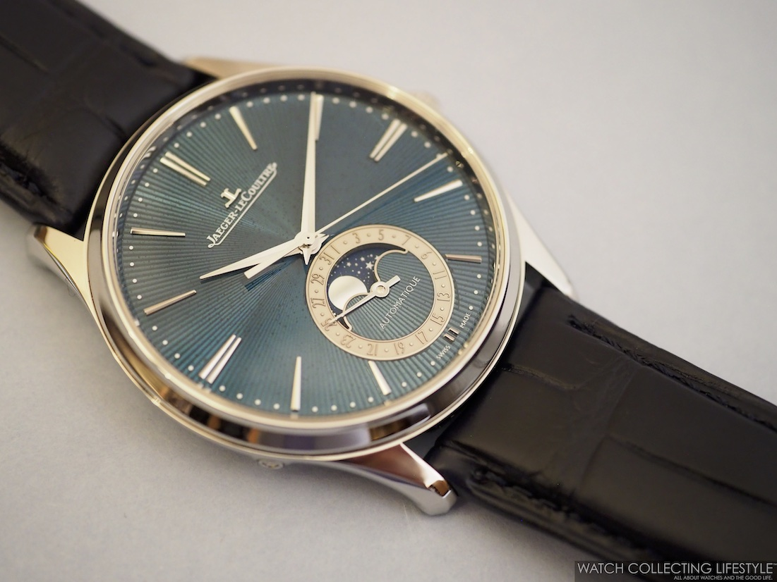 Jaeger-LeCoultre Master Ultra Thin Moon Enamel WCL2