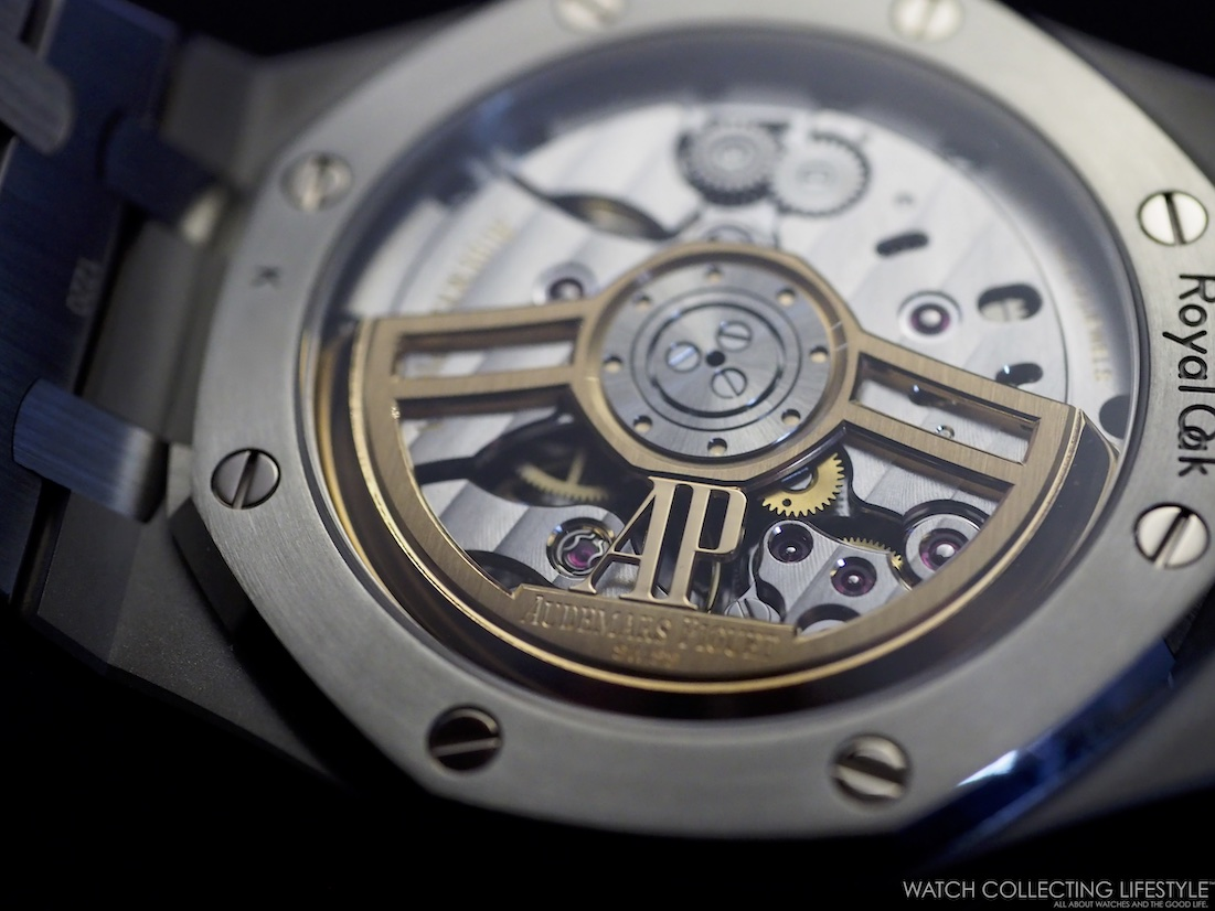 Audemars Piguet In-House Automatic Calibre 4302
