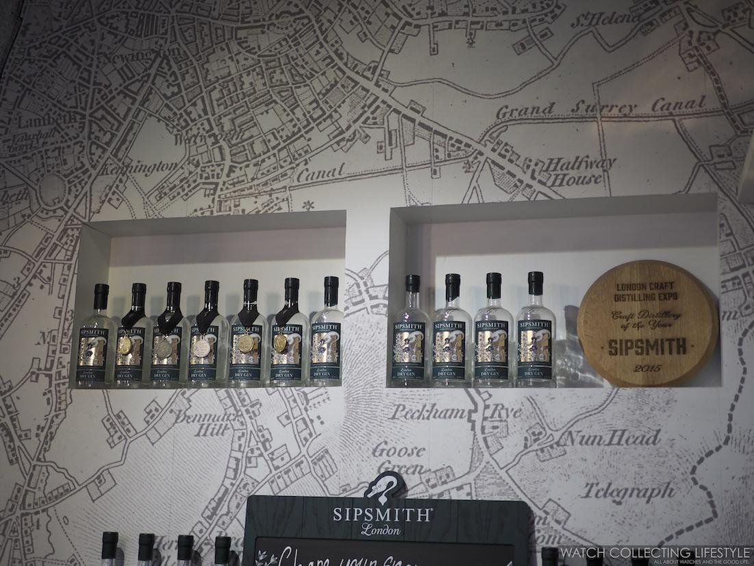 Sipsmisth London Distillery