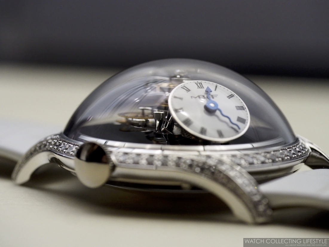 MB&F Legacy Machine FlyingT Profile Picture