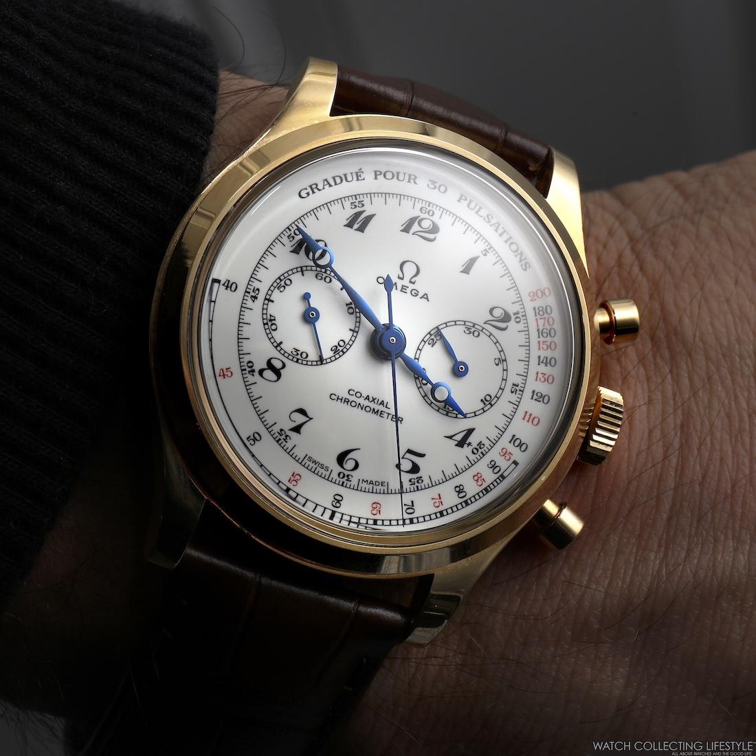 Omega Doctors Watch