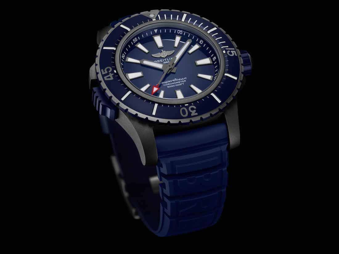 01_Superocean 48 in black titanium with blue dial and blue vented rubber strap_22901_19-03-19.jpg