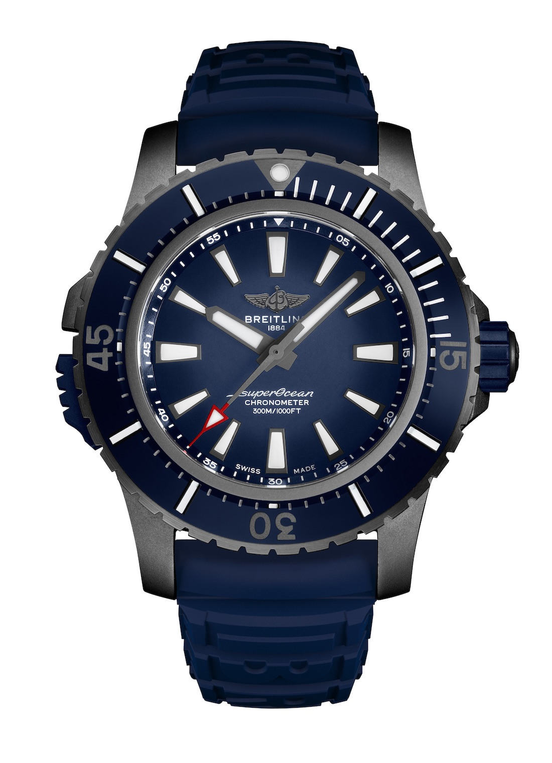 02_Superocean 48 in black titanium with blue dial and blue vented rubber strap_22883_19-03-19.jpg