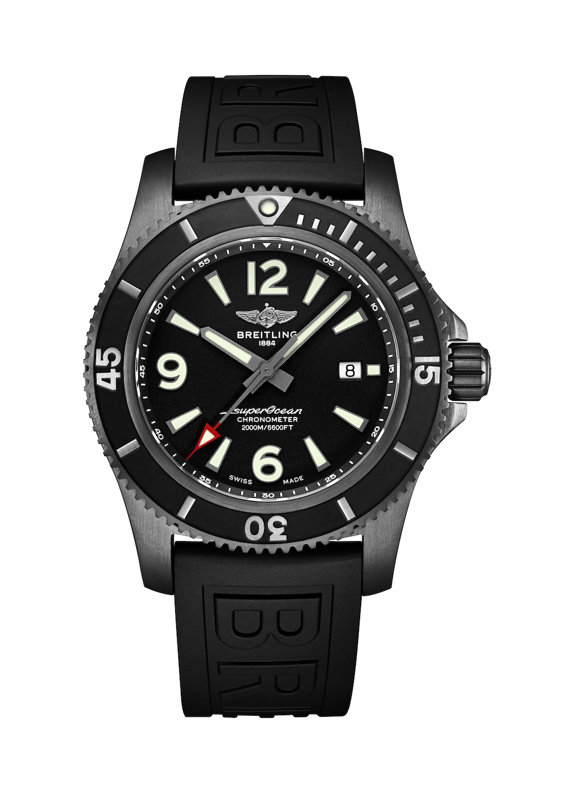 05_Superocean 46 in black steel with black dial and black Diver Pro III rubber strap_22865_19-03-19.jpg