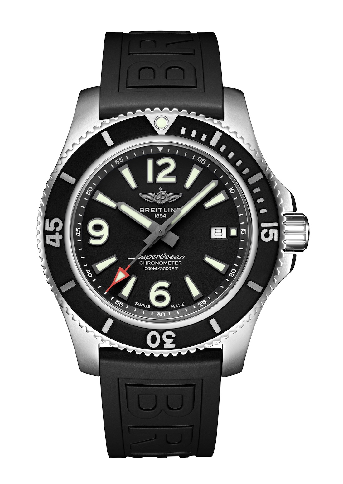 07_Superocean 44 with black dial and black Diver Pro III rubber strap_22862_19-03-19.jpg